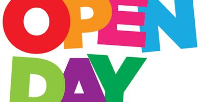 OPEN DAY 9 gennaio 2021
